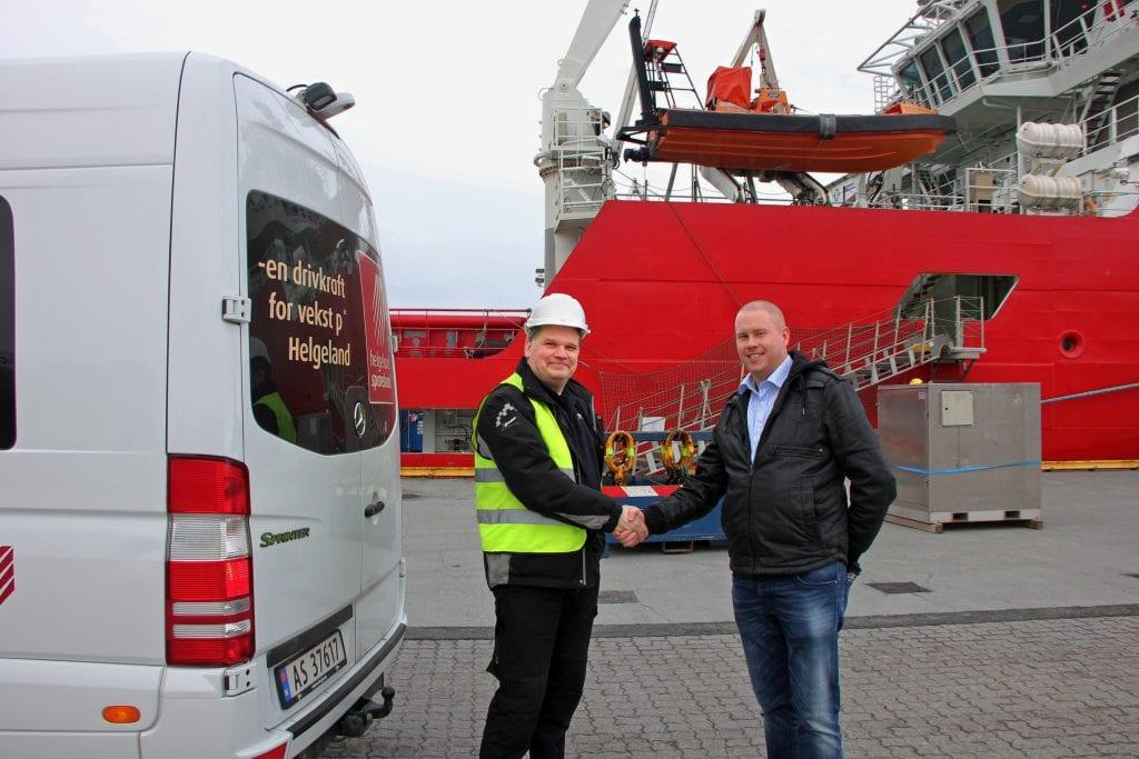 Helgeland Transport Service AS fortsetter med flybussdrift.