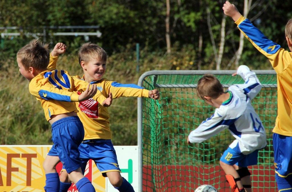 7aa84c46 Alle barn skal ha mulighet til å drive idrett - Helgelands Blad