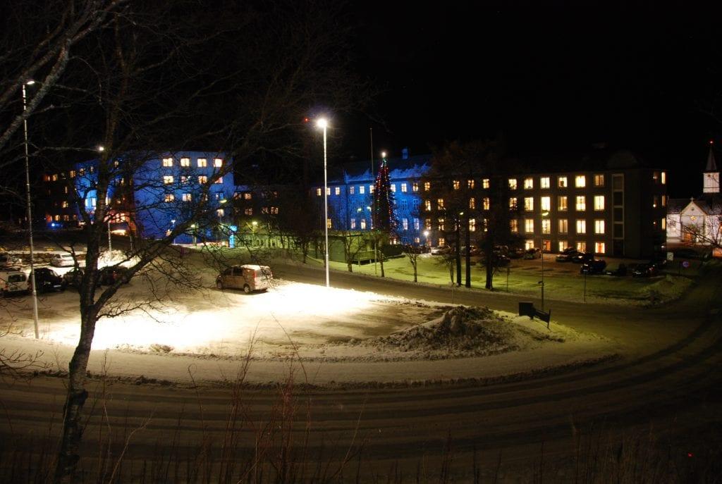 Sandnessjøen sjukhus