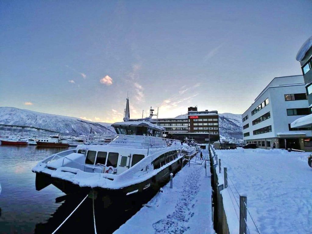 Lovund Skyss AS utvider virksomheten med utgangspunkt i Tromsø.