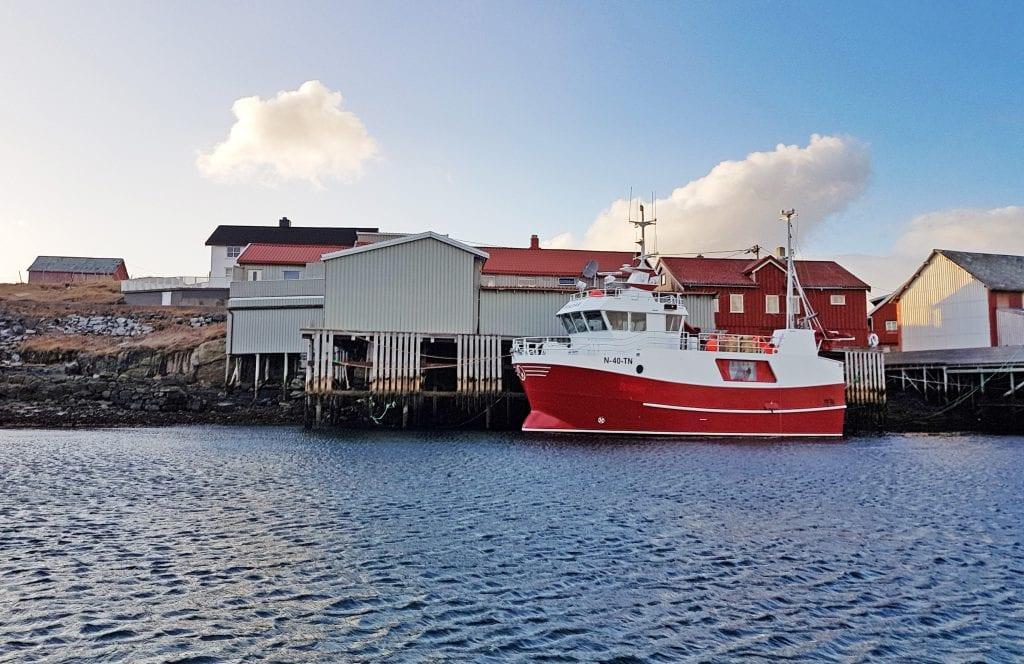 Shell Fish AS i Træna har kjøpt en ny fiskebåt, selskapets fjerde.