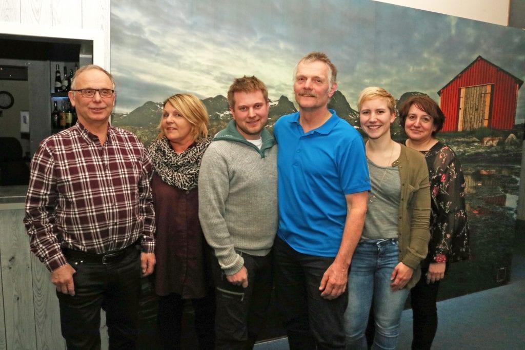 Styret samlet for å planlegge landbruksmessa Horva 2019.