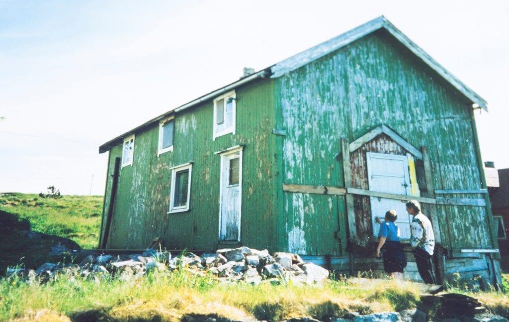 8127fea1 Tenkte de fire søringene forståelig nok da de inspiserte Martinestua, som i  1999 var det «Det grønne huset i svingen.»