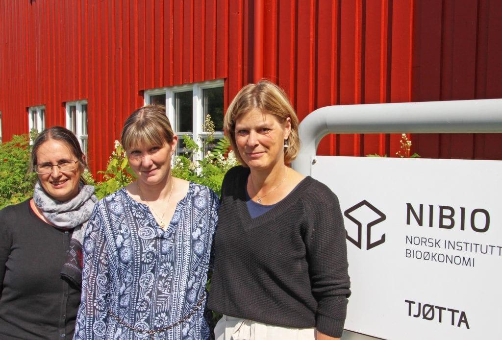 NIBIOs forskere stiller som foredragsholdere på skoler som ønsker besøk i forbindelse med Forskningsdagene 2019.