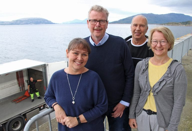 De vil gi tiendeklassinger kunnskap om lokalt næringsliv. Det skal motivere dem til å satse på ei framtid på ytre Helgeland.