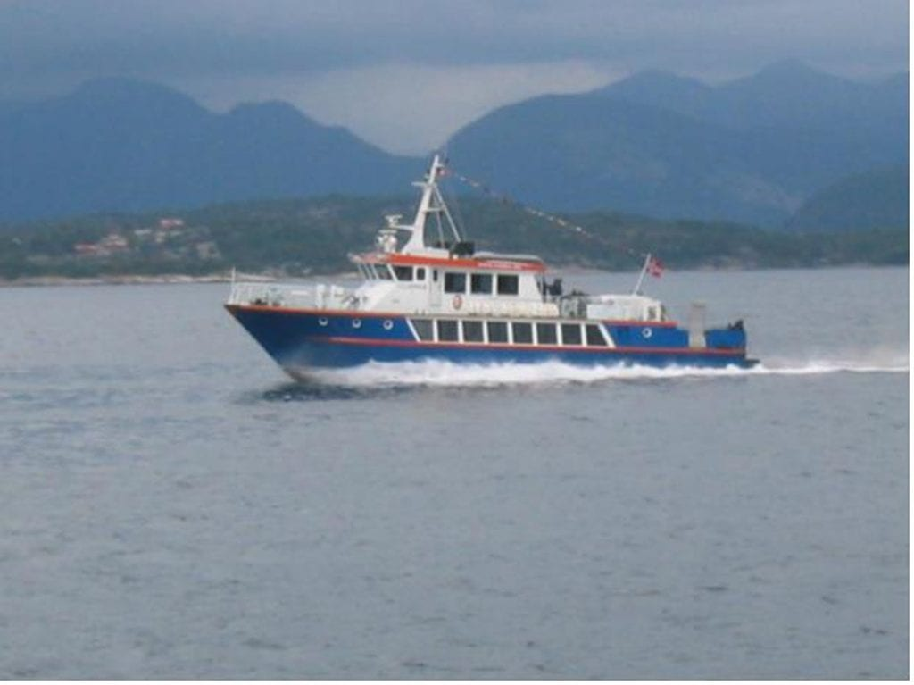 Lovund Superior blir navnet på Lovund Skyss' nye hurtigbåt.