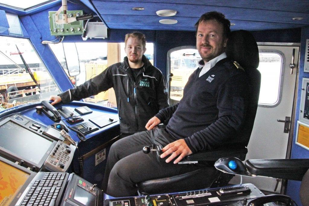 Lovund Skyss AS har investert i ny båt. Den kom til Sandnessjøen torsdag. I neste uke blir den satt inn i chartertrafikk i Tromsø.