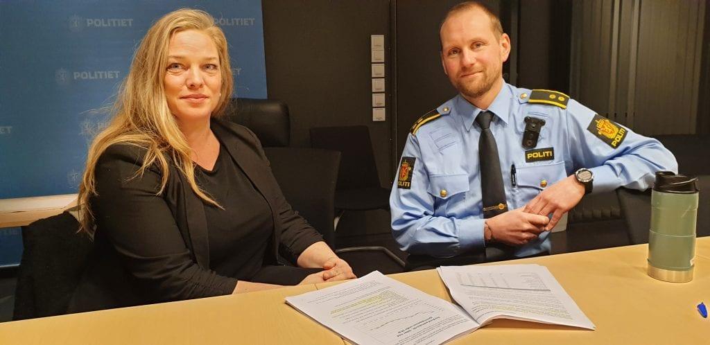 Politi og kommune samarbeider om å forebygge rus og kriminalitet blant unge innbyggere i Alstahaug.