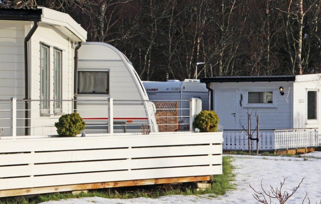 Shmil foreslårå utvide ordningen med tvungen renovasjon for campingkjøretøy som står mer enn tre måneder på ett sted.
