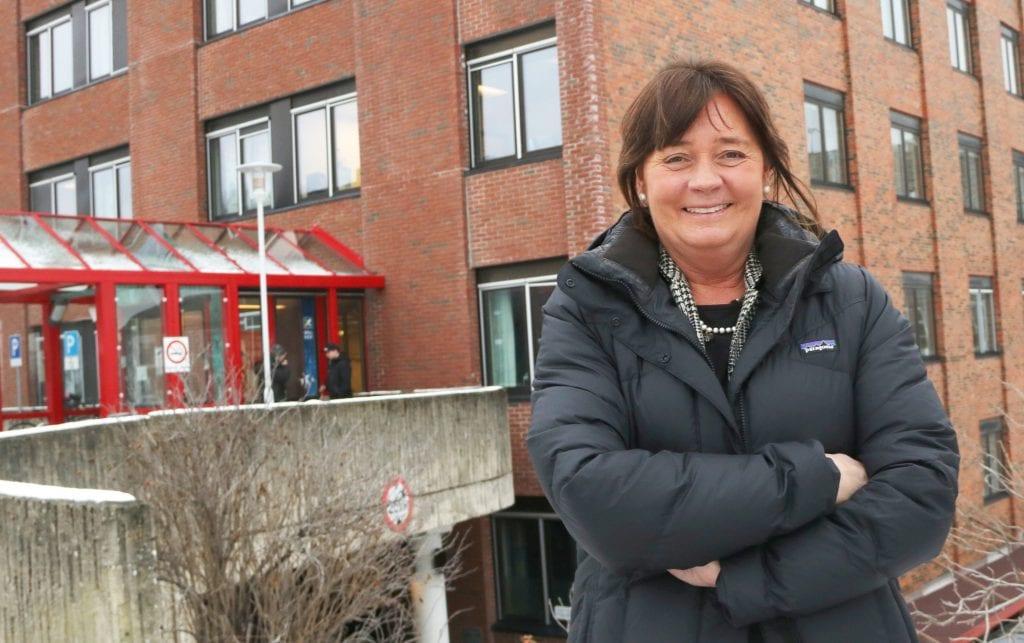 Helse Nords nye, administrerende direktør gleder seg over mottakelsen hun har fått i landsdelen.
