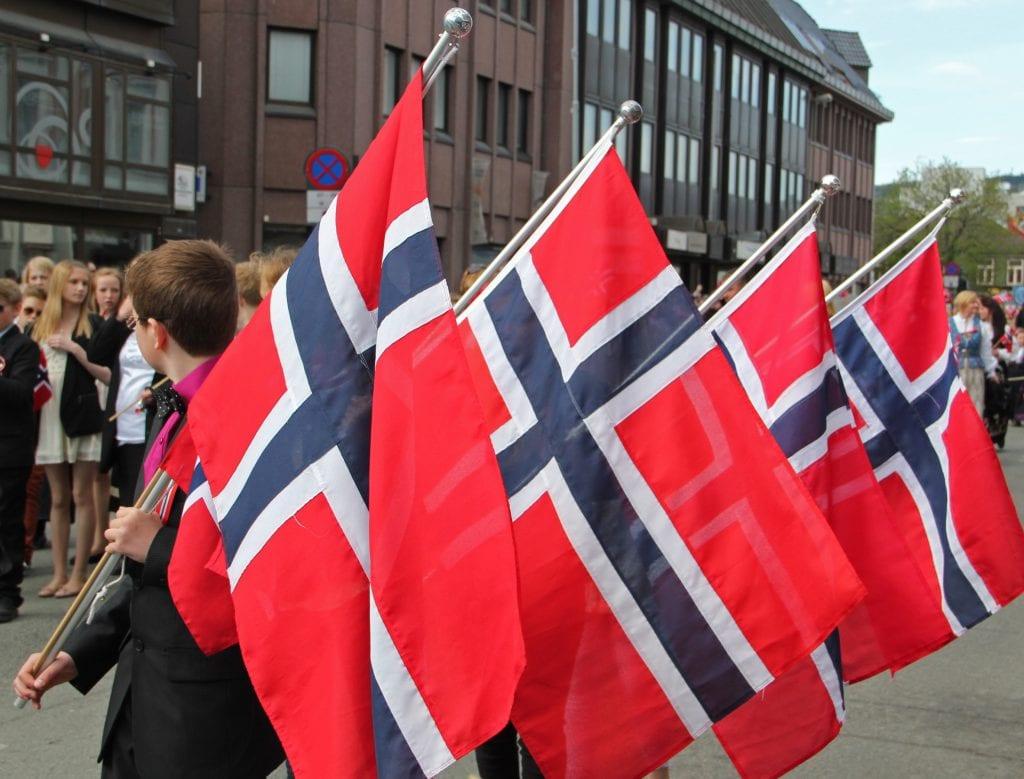 Flagg og taler, ja, men ellers er det sannsynlig at årets 17. mai-feiring blir preget av beredskapstiltak mot korona.