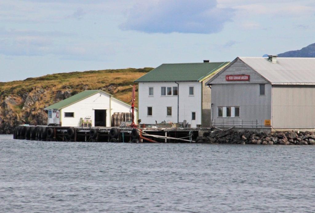 Nord-Solvær er ikke med i fylkeskommunens nye ruteplaner for hurtigbåtforbindelsen mellom Sandnessjøen og Træna.