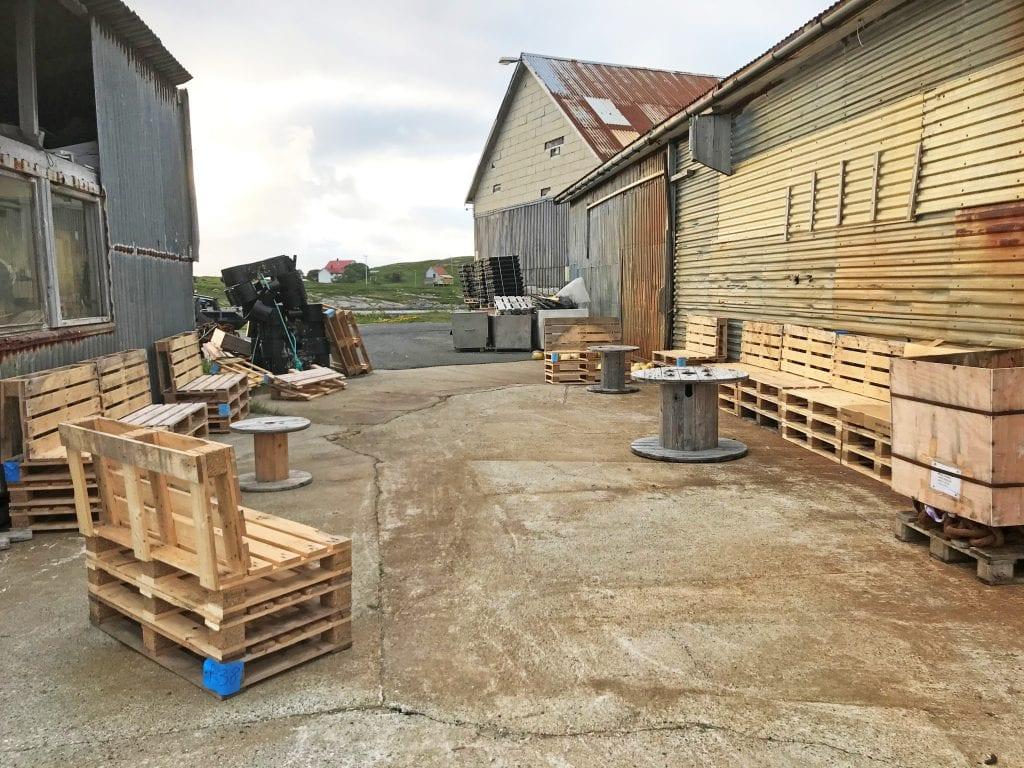 Velvær i Selvær er navnet på en serie konserter på øya lengst nord i Træna.