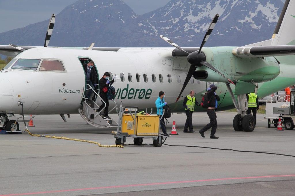 Widerøe-direktør tror på store endringer i luftfarten framover.