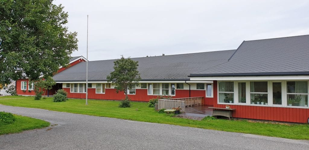 Træna satser på å få låne helsepersonell fra Bodø dersom det blir nødvendig.