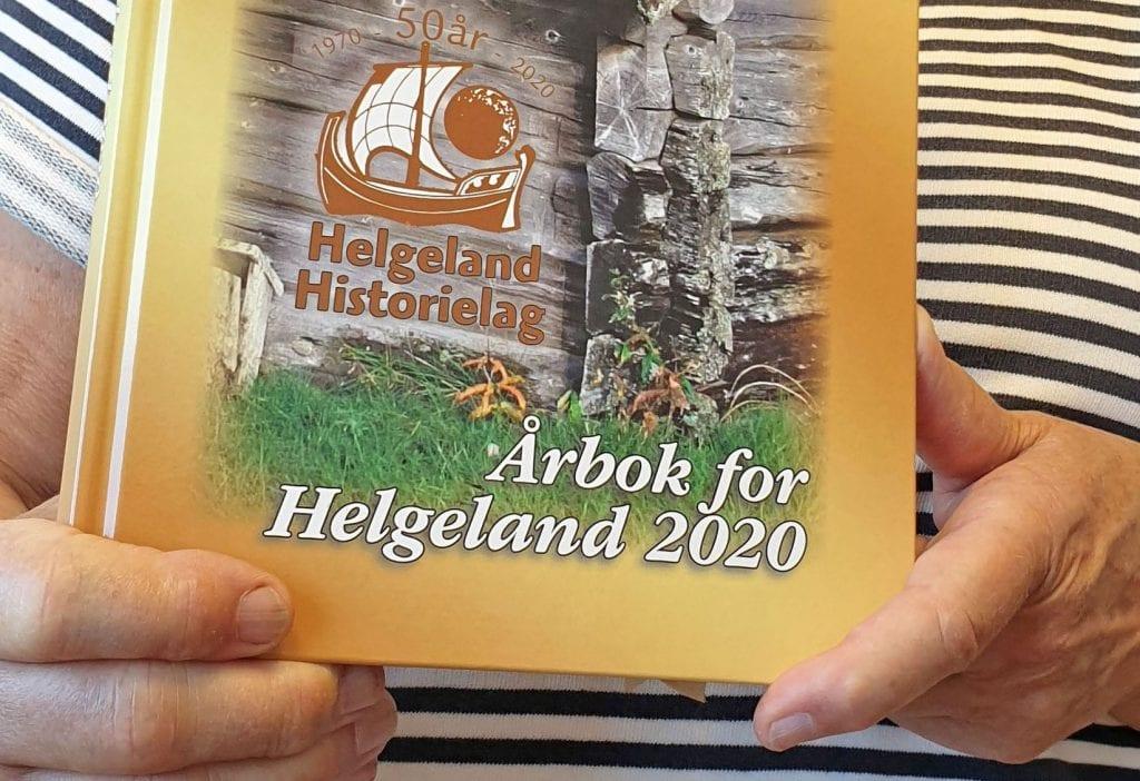Helgeland Historielag er klar med ny Årbok for Helgeland, 50 år etter at den første årboka kom ut.