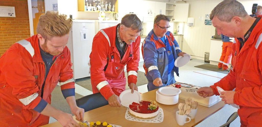 Aker Soluions i Sandnessjøen fortsetter driften og oppsigelsene er trukket tilbake.