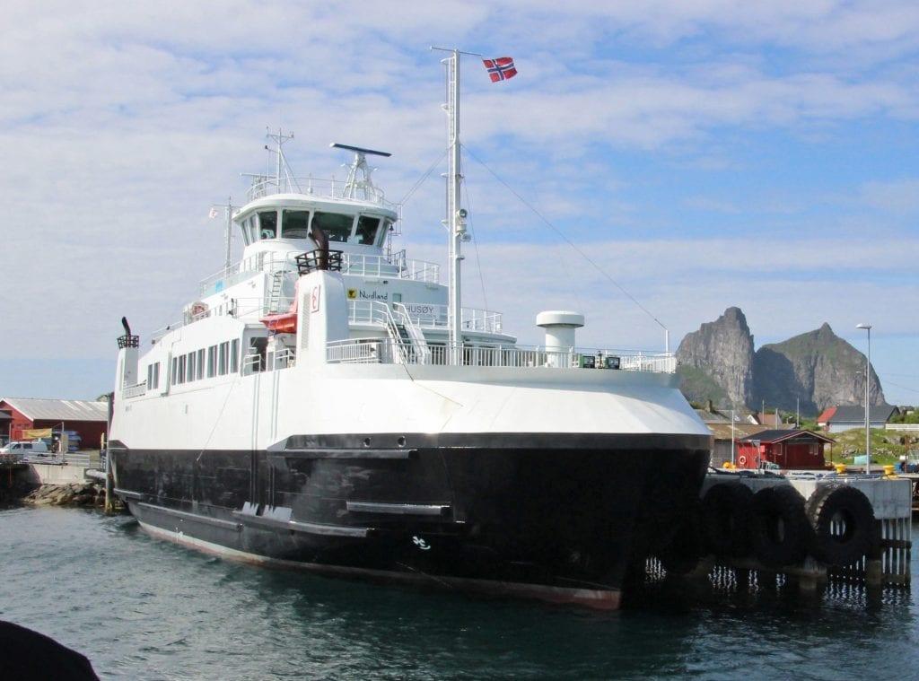 Nye ruteendringer gjelder både ferje-, hurtigbåt- og lokalbåttilbudet.