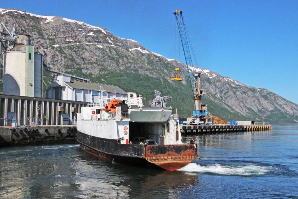 Det er klart for endringer i rutetilbudet på Vefsnfjorden.
