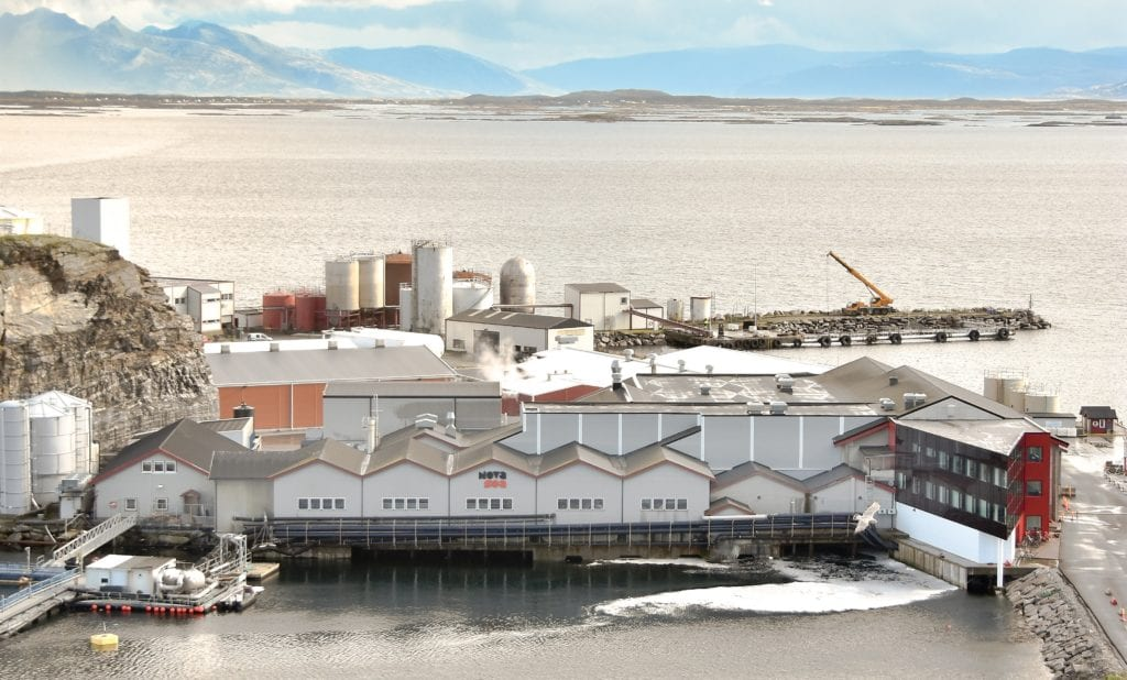 Det er klart for oppstart av planarbeidet i forbindelse med Nova Seas planer om å bygge et nytt lakseslakteri i Lovund