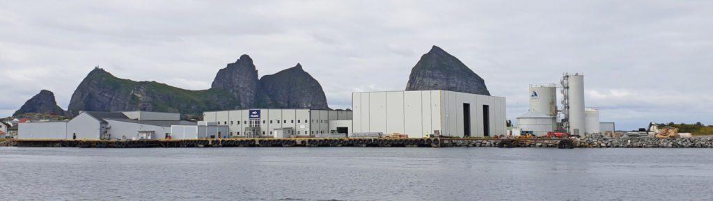 Gaia Salmon AS satser på byggestart i Træna neste år.