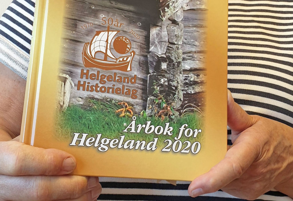 Fjorårets Årbok for Helgeland var den 51. i rekken.